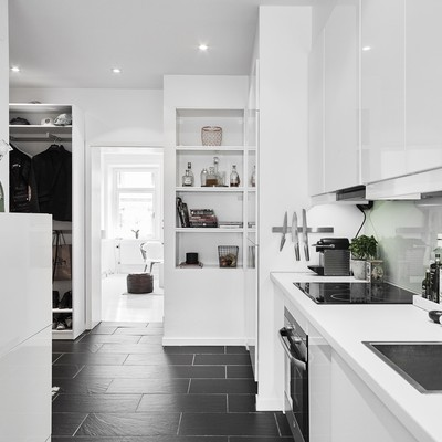 Descubre las ventajas de las cocinas sin tiradores