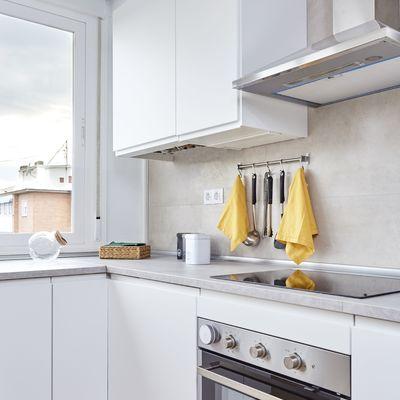 4 consejos para distribuir correctamente los enchufes en tu cocina