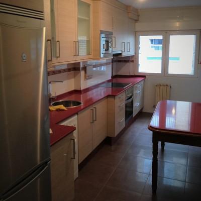 Reforma de cocina en Gijón