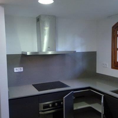 cocina frontal