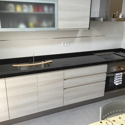 Presupuesto cocinas granito online habitissimo - Tipos de marmol para cocina ...