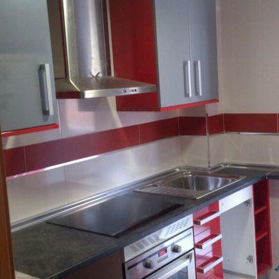 Cocina instalada en Fuenlabrada