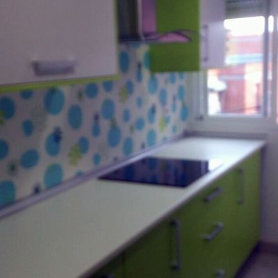 Cocinas instaladas por Muebles Sacoba