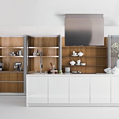 cocina integrada salón