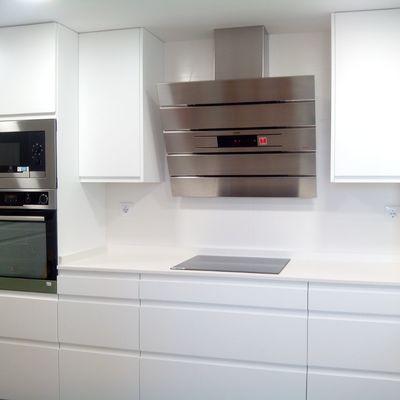 Ideas y Fotos de Muebles Cocina Blanco en Zaragoza para ...