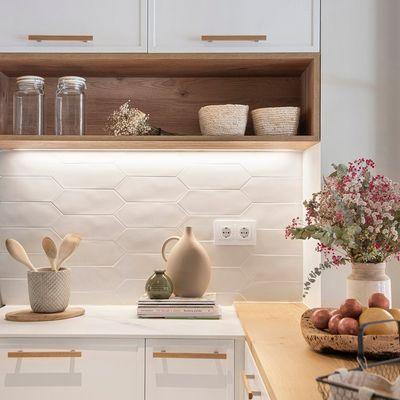 Blanco + madera: 4 ejemplos de este perfecto matrimonio decorativo