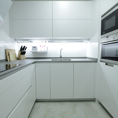 Ideas y Fotos de Muebles Cocina Blancos en Bilbao (Vizcaya) para ...