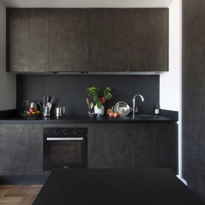 7 cocinas pequeñas y a la vez muy ordenadas