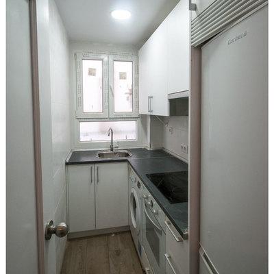 Reforma de vivienda en Madrid por menos de 300€/m²