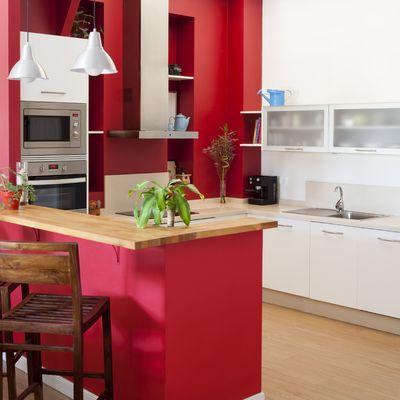 El color del mes: delirio rojo para decorar febrero