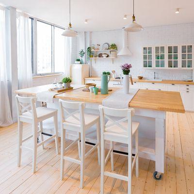 Mesas rústicas, grandes protagonistas del hogar