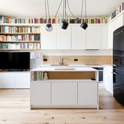 5 maneras de lograr un frente de cocina original