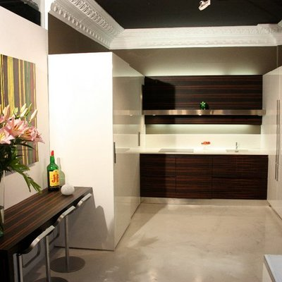 Cocina y baños