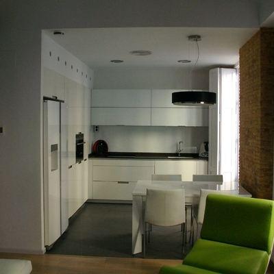 Ideas y fotos de cocinas de estilo minimalista en valencia - Cocinas santos valencia ...