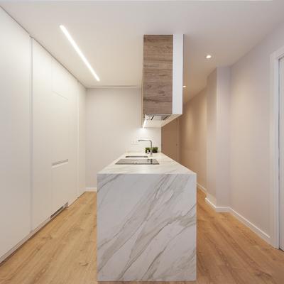 Reforma de un piso de 60 m2 en Gràcia