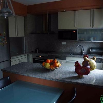 Reforma de cocina en piso situado en Zaragoza