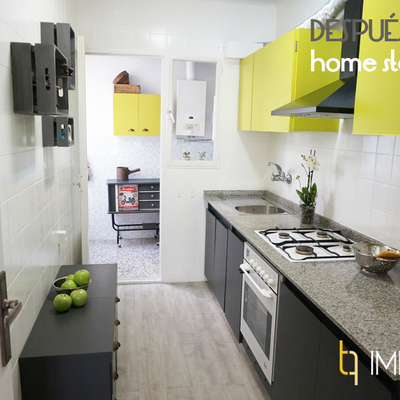 Home Staging. Interiorismo para venta y alquiler en Valencia