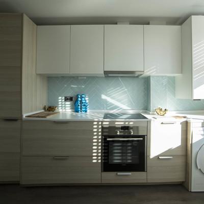 Una vivienda en Alcobendas que ganó muchísimo espacio