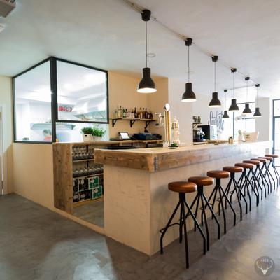 Sudeste Alicante, un restaurante mexicano con look industrial