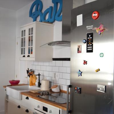 Ideas y fotos de muebles cocina retro para inspirarte habitissimo - Muebles de cocina retro ...