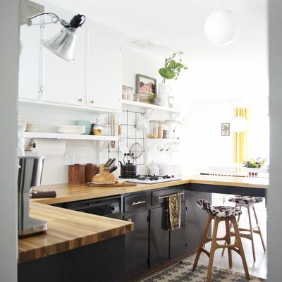 El antes y después sin obras de 6 cocinas