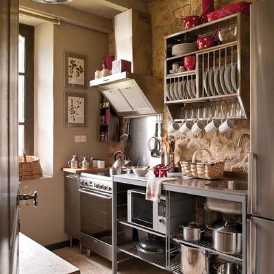Ideas y Fotos de Muebles Cocina Abiertos para Inspirarte - Habitissimo