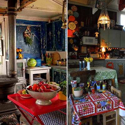 Cocinas gypsy