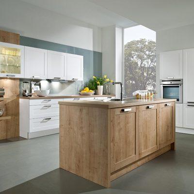 Integrar electrodomésticos en la cocina