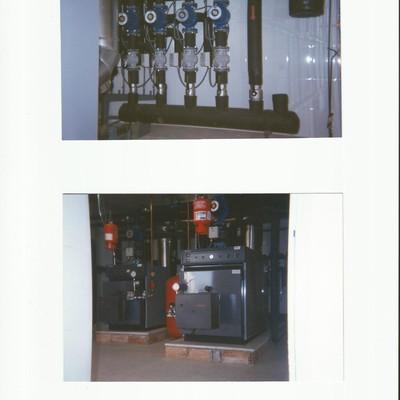 Salas de máquinas hoteles