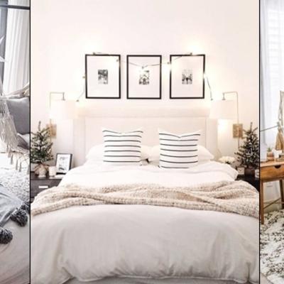 ¡Fiesta de cojines! Los 8 dormitorios más acogedores de Instagram