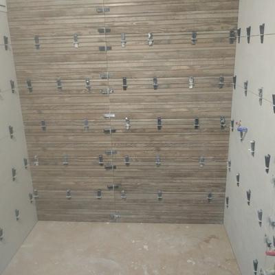 Reforma de aseo  y baño principal