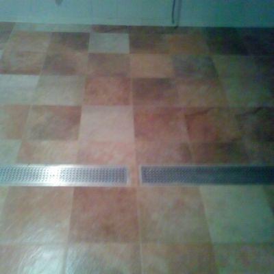 Reparación telas asfálticas duchas