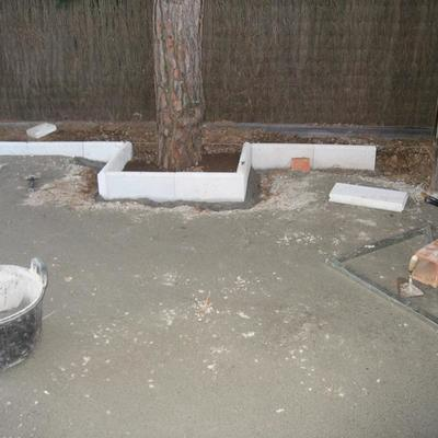 Proyecto piscina y jardin