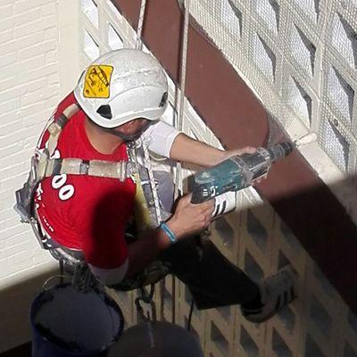 Trabajos verticales y Alturas en Sevilla