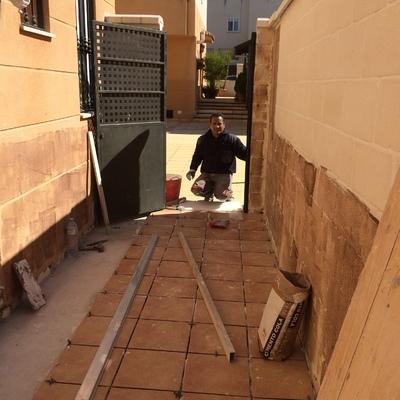 Reforma interior y exterior de vivienda : campanillas en Málaga