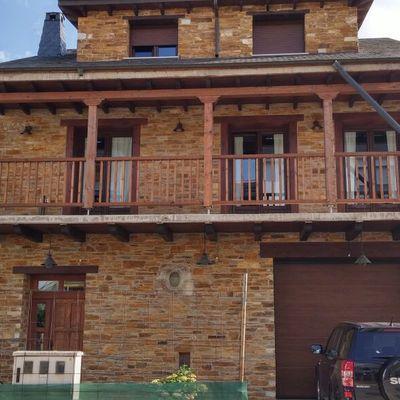 Precio revestir fachada con piedra habitissimo - Fachada de piedra natural ...