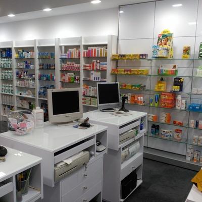 Reforma Integral Farmacia Llorens de Castelldefels