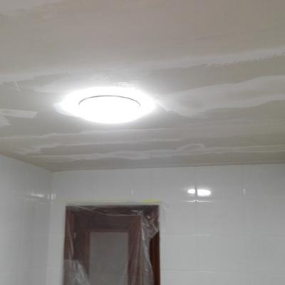 colocacion de techo falso pladur
