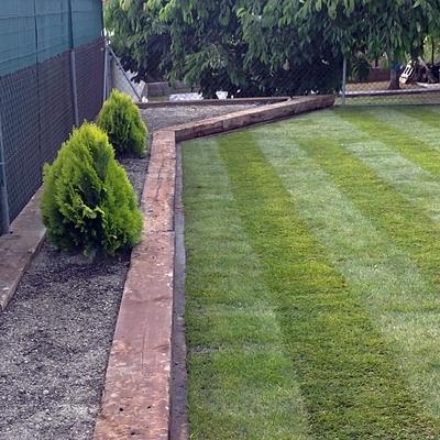 Ideas y fotos de jardiner a exterior para inspirarte for Jardineria fotos