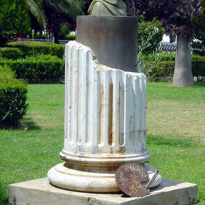 Columna homenaje