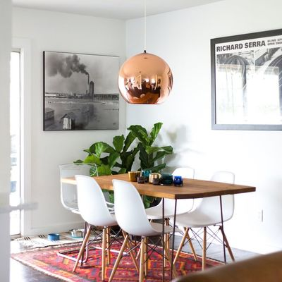 Ilumina tu casa con lámparas de cobre