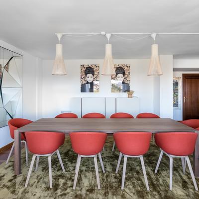 Una vivienda en Valladolid inspirada por sus vistas