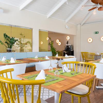 Restaurante Suites Atlantis Fuerteventura