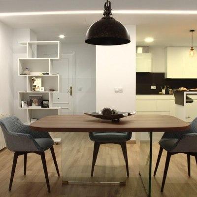 Proyecto de interiorismo residencial en Castellon CR1