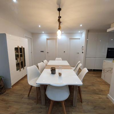 Reforma integral vivienda 135 m2