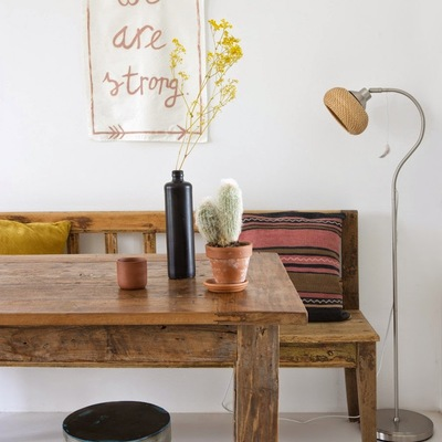 Convierte tu casa en un hogar positivo solo con la ayuda de pequeños mensajes