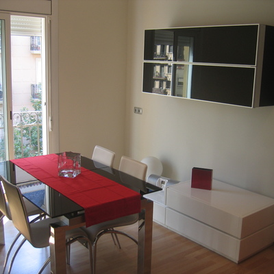 Reforma integral piso Rocafort, Barcelona
