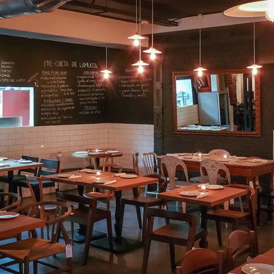Restaurante La Mucca en Madrid