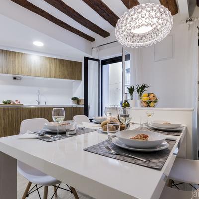 Comedor apartamento vacacional