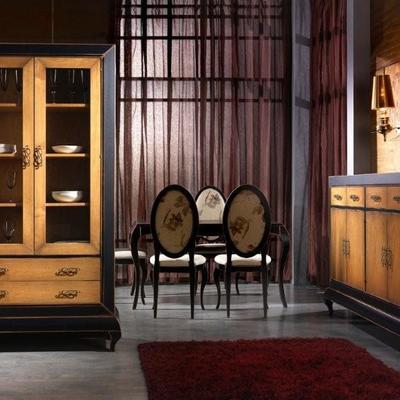 Muebles de Salón y entraditas fabricados